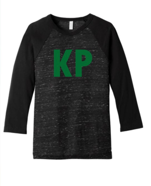 Kentucky Premier Baseball Raglan Vintage with Stitched Style KP
