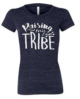 Raising My Tribe Tri-Blend T-Shirt