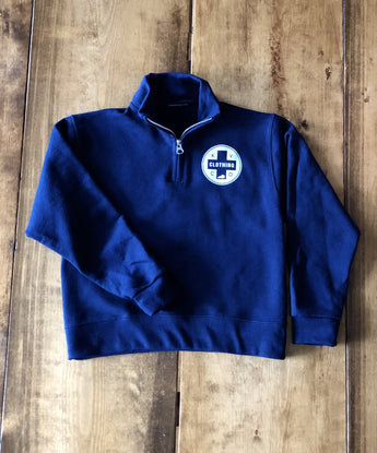KY Clothing Co. 1/4 Zip  Promo Pullover