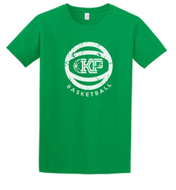 Kentucky Premier Distressed Basketball Vintage Style T-Shirt
