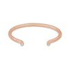 Medium Round Solid Tube Cuff, Jewelry - Katherine & Josephine