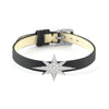 Gold Elongated Star Bracelet or Choker, Jewelry - Katherine & Josephine