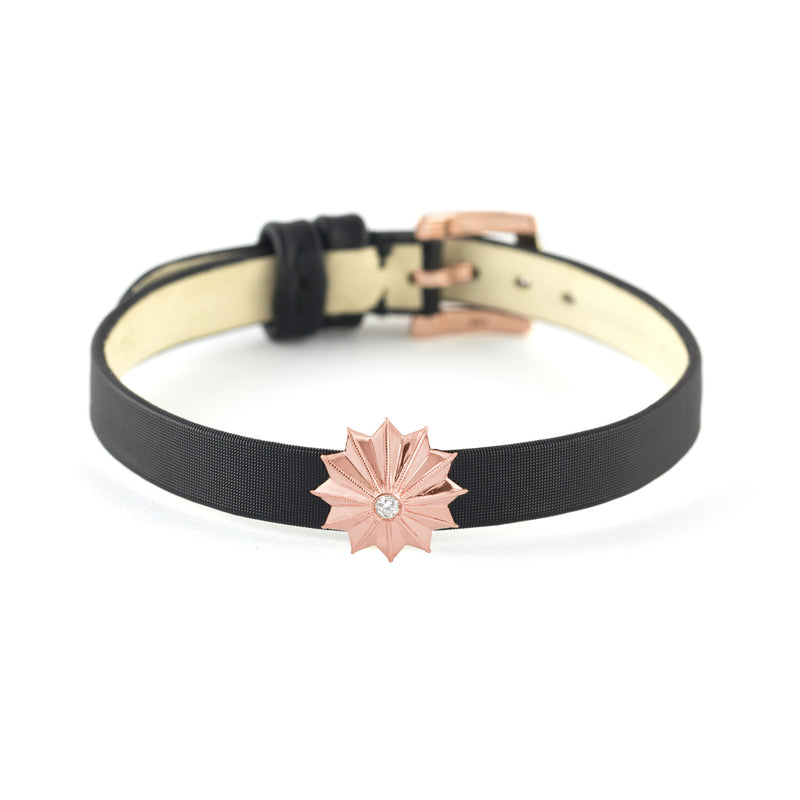 Gold Ray Star Bracelet or Choker, Jewelry - Katherine & Josephine
