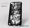 One Directoin sketh face for iPhone 4/4S, iPhone 5/5S, iPhone 5c, iPhone 6, iPhone 6 Plus, iPod 4, iPod 5, Samsung Galaxy S3, Galaxy S4, Galaxy S5, Galaxy S6, Samsung Galaxy Note 3, Galaxy Note 4, Phone Case
