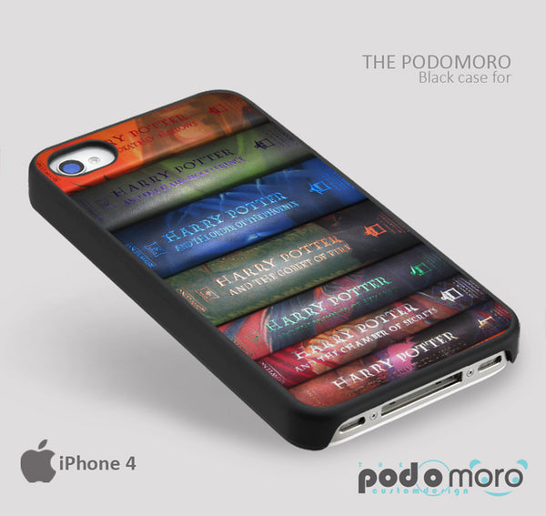 Harry Potter 7 Books for iPhone 4/4S, iPhone 5/5S, iPhone 5c, iPhone 6, iPhone 6 Plus, iPod 4, iPod 5, Samsung Galaxy S3, Galaxy S4, Galaxy S5, Galaxy S6, Samsung Galaxy Note 3, Galaxy Note 4, Phone Case