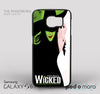 A New Musical Wicked for iPhone 4/4S, iPhone 5/5S, iPhone 5c, iPhone 6, iPhone 6 Plus, iPod 4, iPod 5, Samsung Galaxy S3, Galaxy S4, Galaxy S5, Galaxy S6, Samsung Galaxy Note 3, Galaxy Note 4, Phone Case