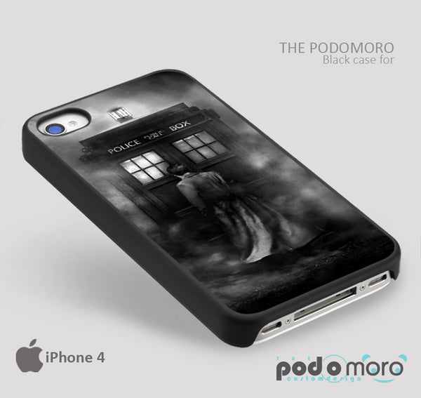 Stormy Tardis Doctor Who for iPhone 4/4S, iPhone 5/5S, iPhone 5c, iPhone 6, iPhone 6 Plus, iPod 4, iPod 5, Samsung Galaxy S3, Galaxy S4, Galaxy S5, Galaxy S6, Samsung Galaxy Note 3, Galaxy Note 4, Phone Case