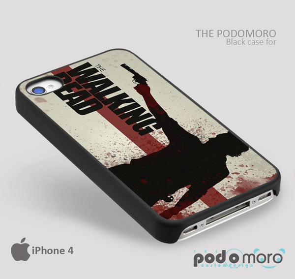 The Walking Dead for iPhone 4/4S, iPhone 5/5S, iPhone 5c, iPhone 6, iPhone 6 Plus, iPod 4, iPod 5, Samsung Galaxy S3, Galaxy S4, Galaxy S5, Galaxy S6, Samsung Galaxy Note 3, Galaxy Note 4, Phone Case