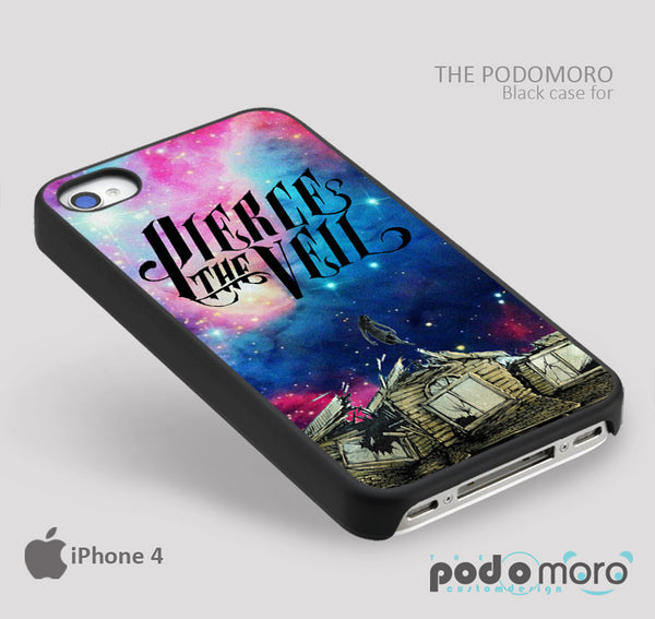 Pierce The Veil House Galaxy for iPhone 4/4S, iPhone 5/5S, iPhone 5c, iPhone 6, iPhone 6 Plus, iPod 4, iPod 5, Samsung Galaxy S3, Galaxy S4, Galaxy S5, Galaxy S6, Samsung Galaxy Note 3, Galaxy Note 4, Phone Case