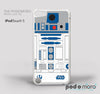Star Wars D2R2 for iPhone 4/4S, iPhone 5/5S, iPhone 5c, iPhone 6, iPhone 6 Plus, iPod 4, iPod 5, Samsung Galaxy S3, Galaxy S4, Galaxy S5, Galaxy S6, Samsung Galaxy Note 3, Galaxy Note 4, Phone Case