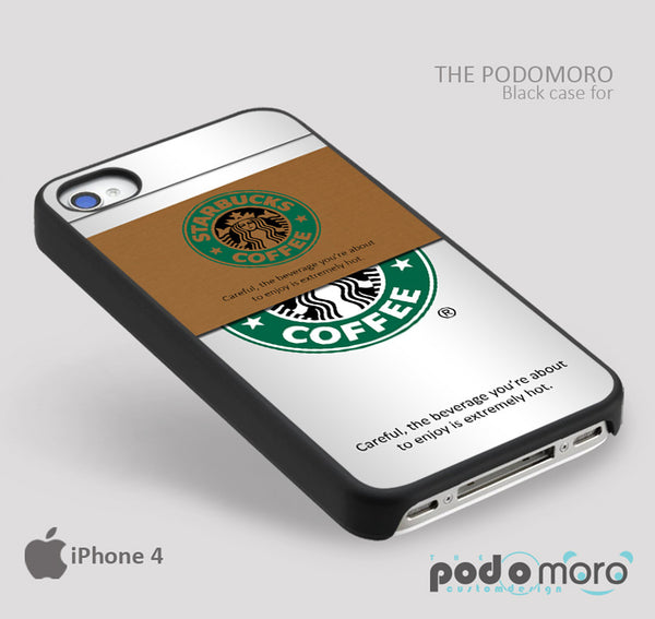 Starbuck Coffee for iPhone 4/4S, iPhone 5/5S, iPhone 5c, iPhone 6, iPhone 6 Plus, iPod 4, iPod 5, Samsung Galaxy S3, Galaxy S4, Galaxy S5, Galaxy S6, Samsung Galaxy Note 3, Galaxy Note 4, Phone Case