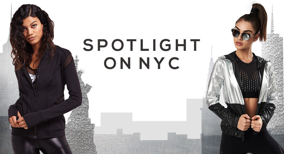 New York activewear
