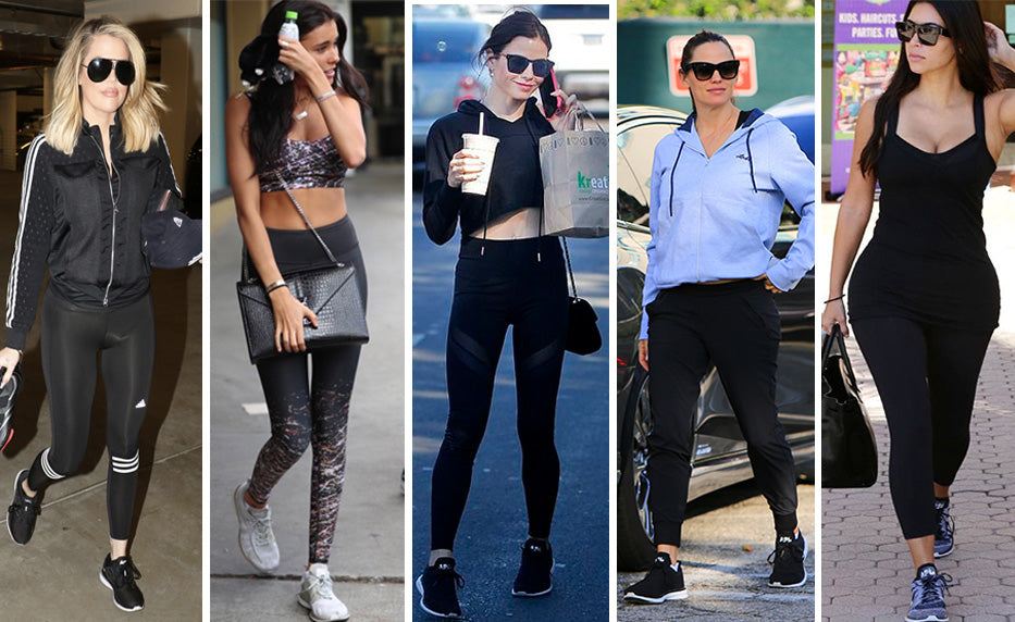 APL: Spotted on Celebs | The Sports Edit