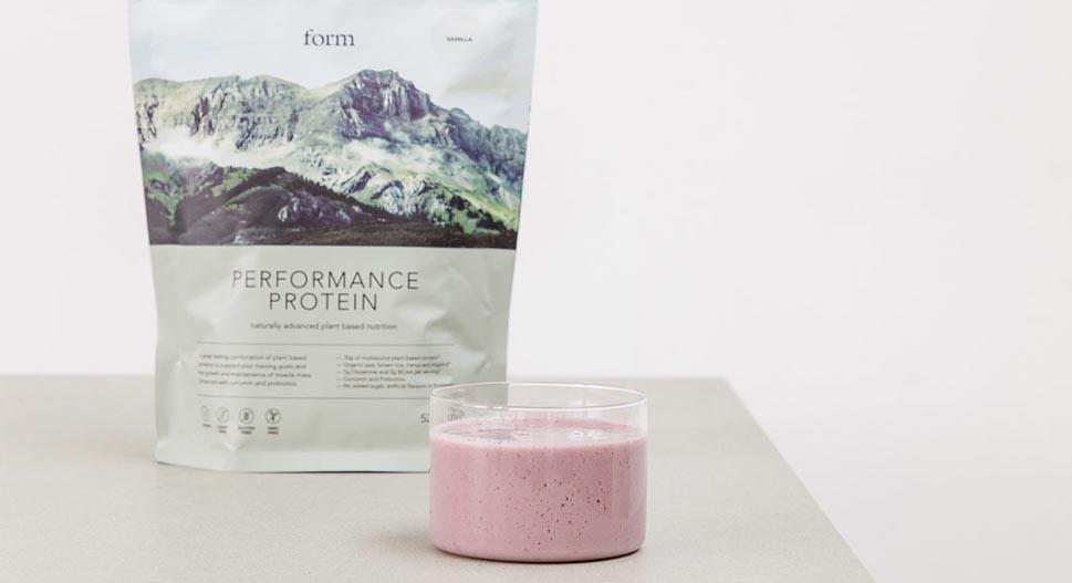 Form nutrition smoothie