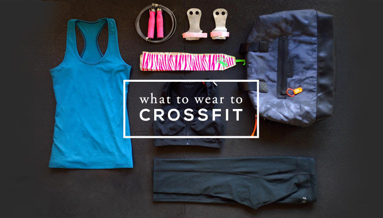 What to Wear to Crossfit – The Sports Edit 58f21d955