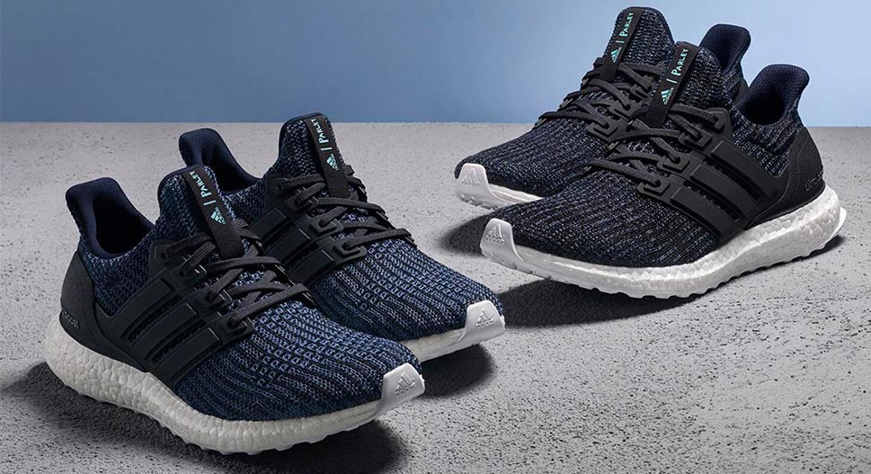 Adidas Parley Trainers Ink