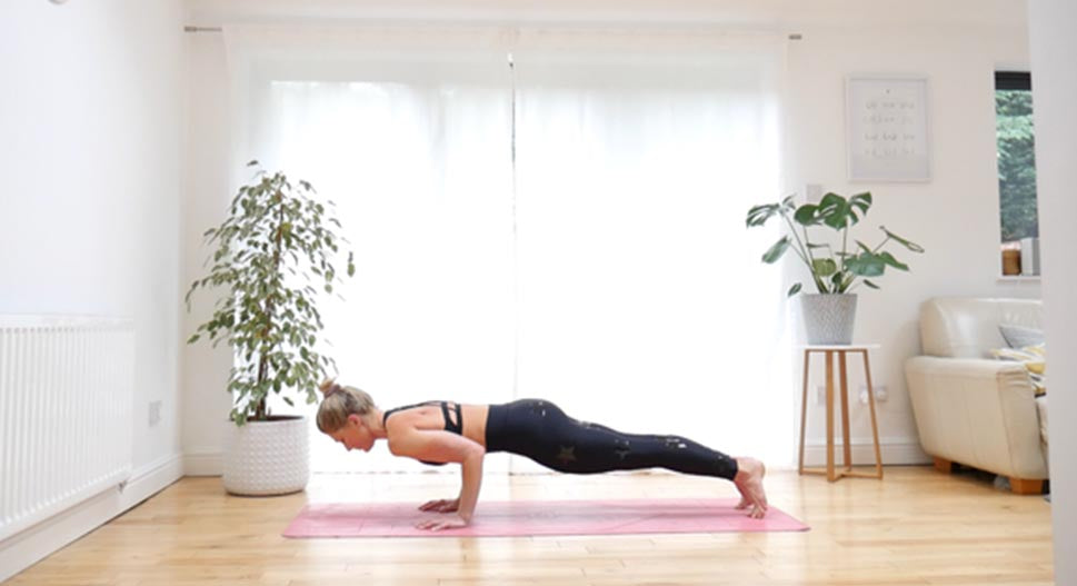 How to do chaturanga