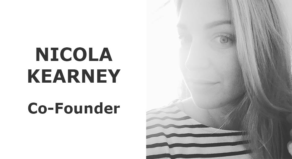 Nicola Kearney - Fact+Fiction Co-Founder