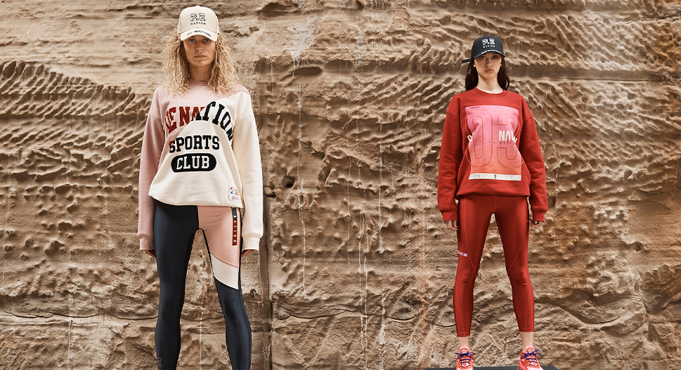 P.E Nation Sustainable Activewear