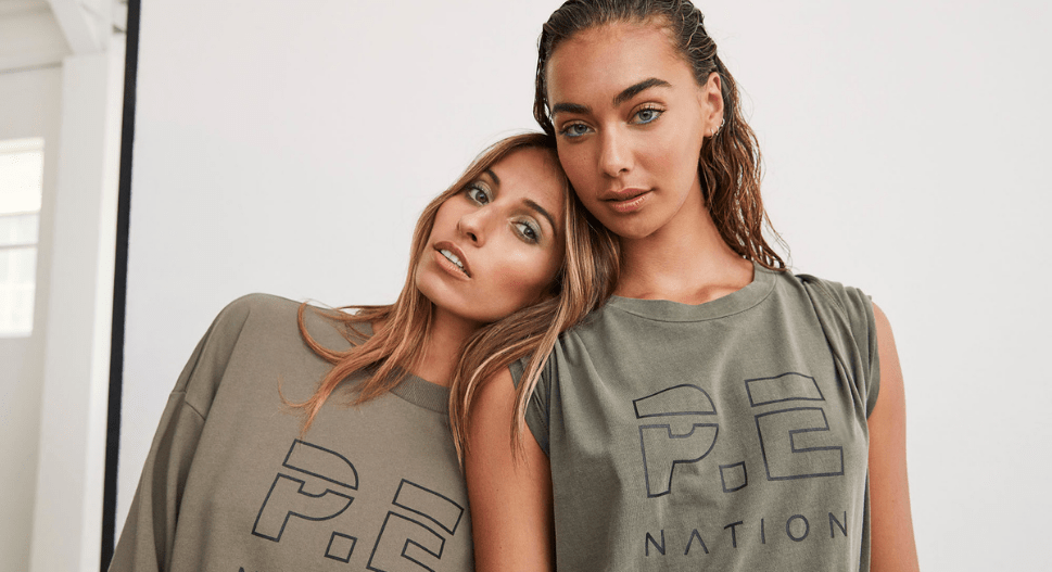 how to style PE Nation activewear