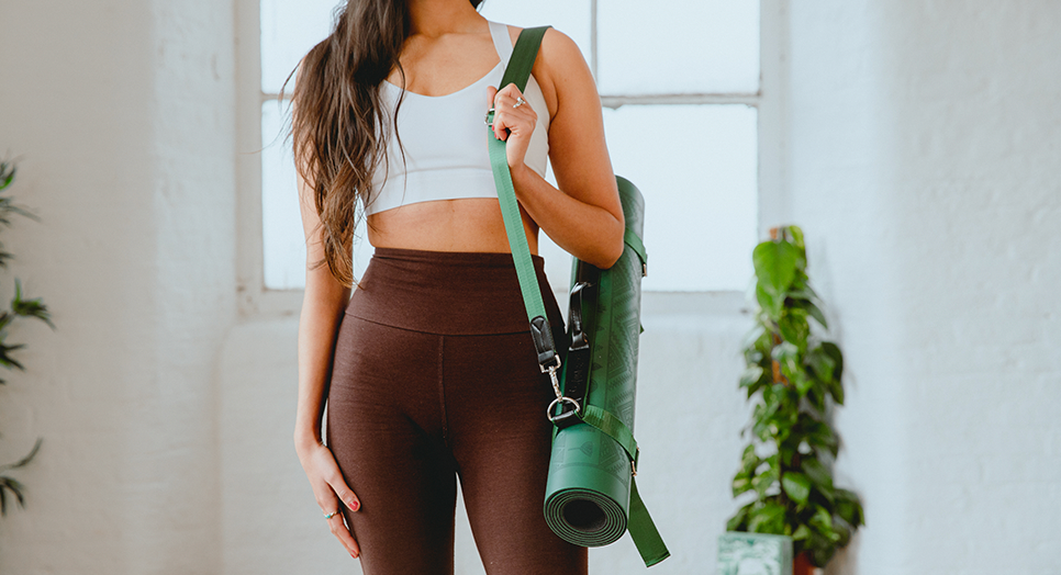 Best yoga mat and carrier