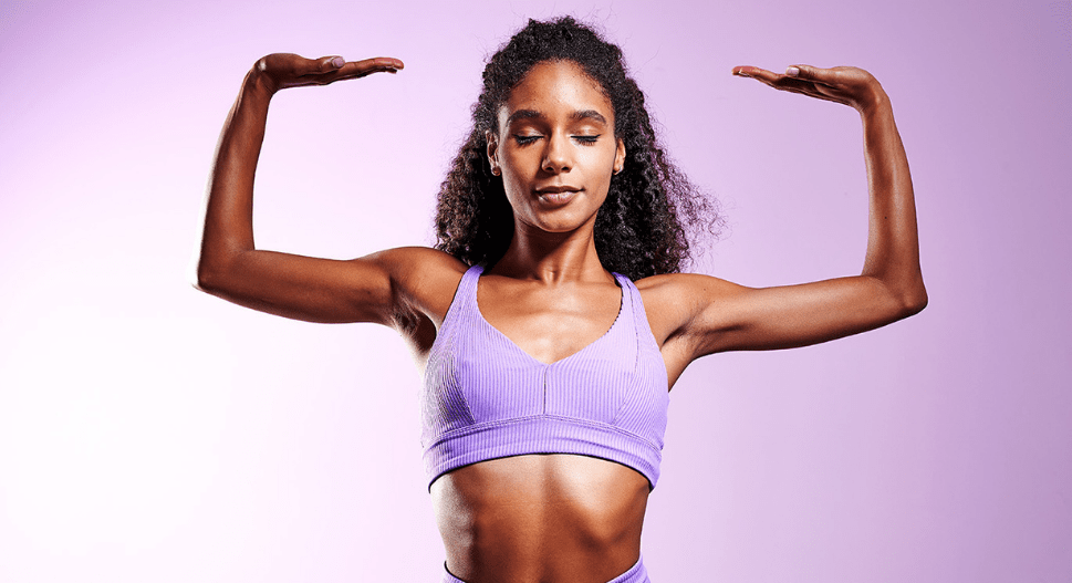 how to style year of ours sports bra