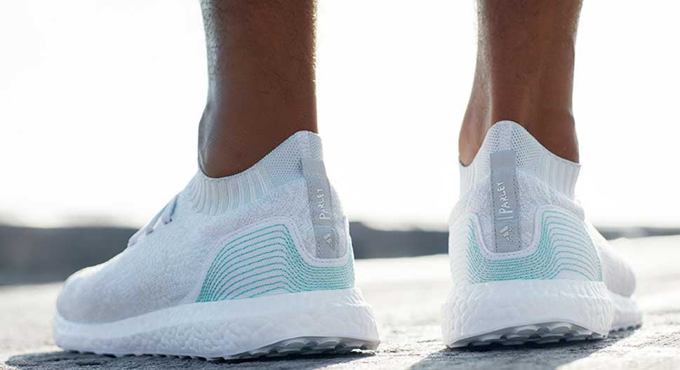 adidas x Parley Ultra  Boost trainer