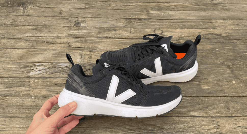are veja shoes good for running