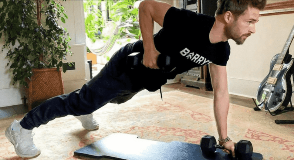 barrys at home workout