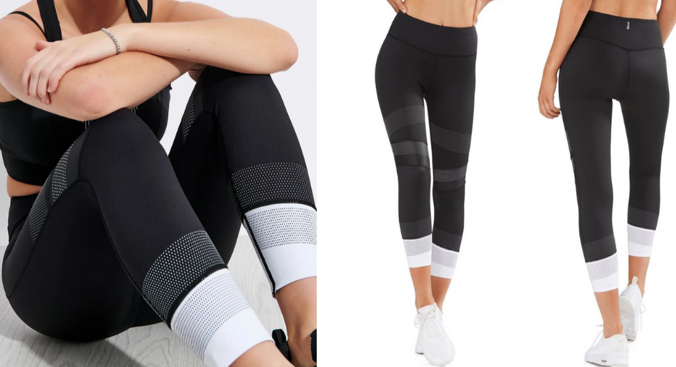 lilybod compressive leggings for petites