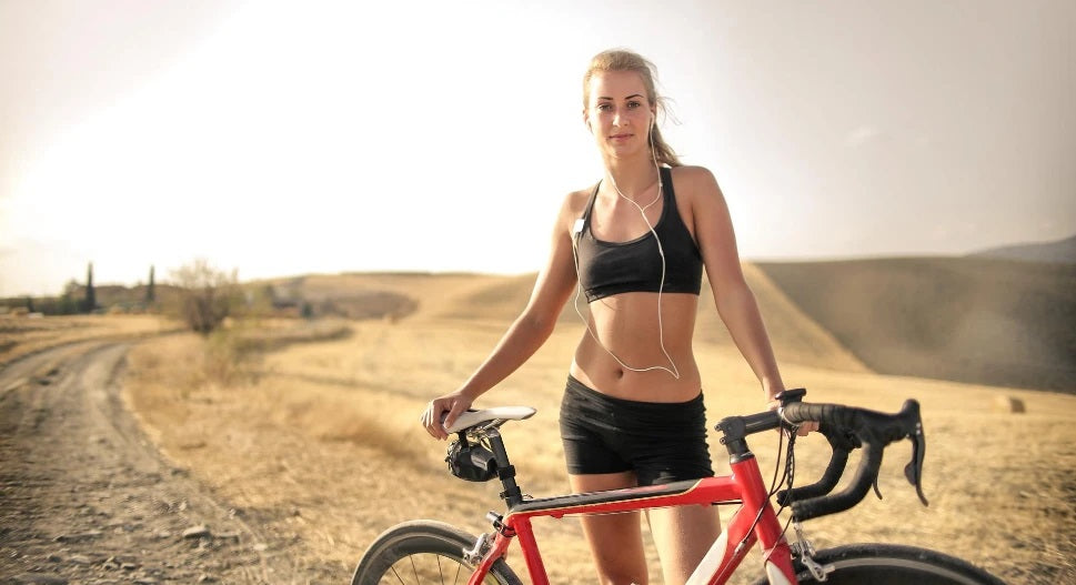 skincare tips for cyclists