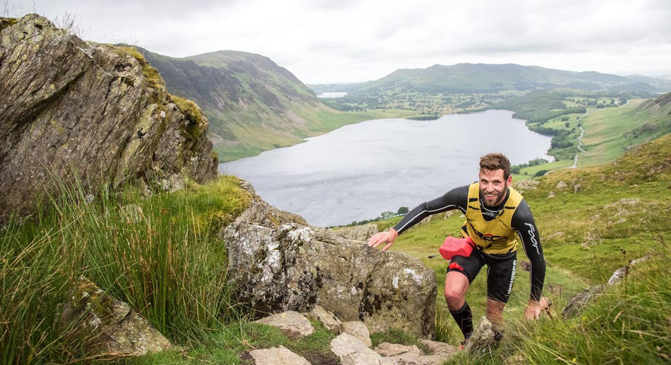 Breca Buttermere Swim Run