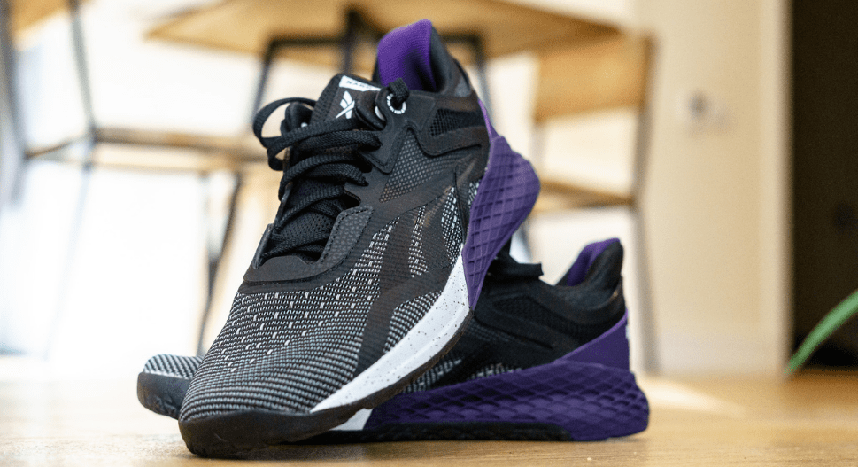 first impressions of the reebok nano x gym shoe