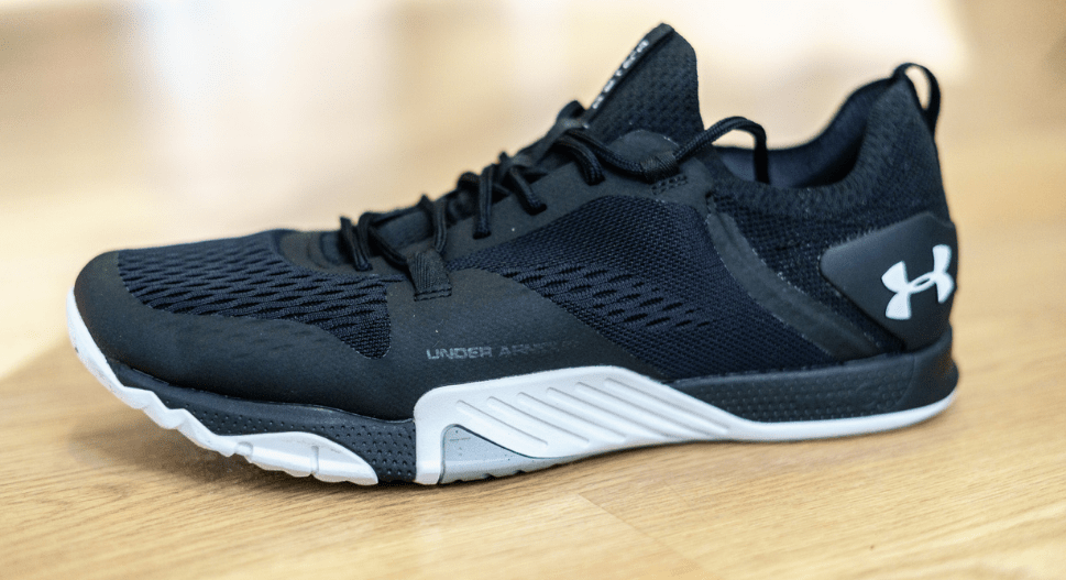 first impression of the under armour tribase reign 2 gym shoe