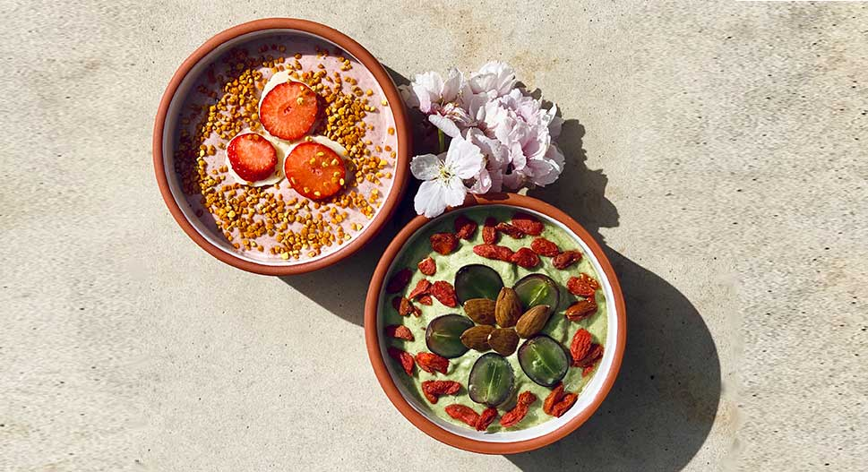 form nutrition smoothie bowl