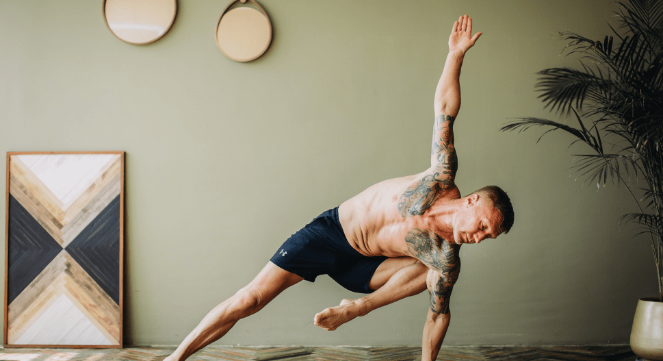 how to start yoga later in life