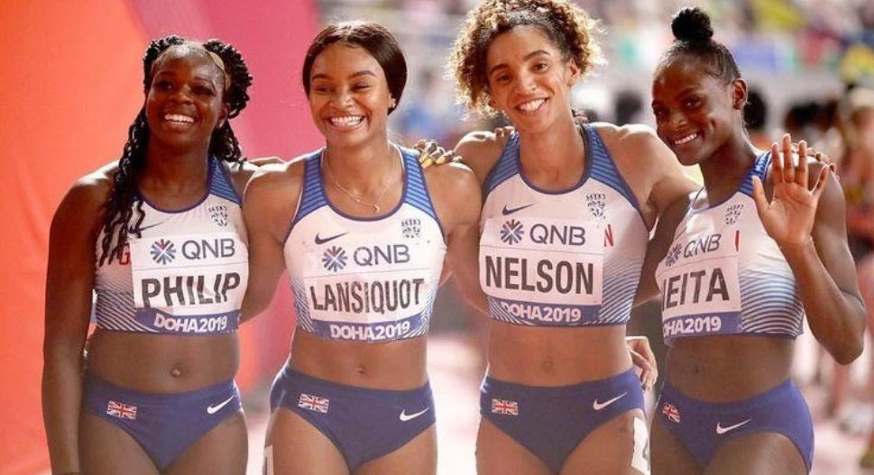 team gb track and field world championships