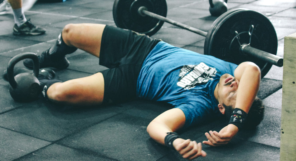 prevent injury in the gym