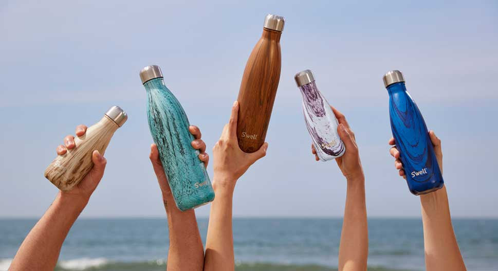S'well Water Bottles Beach
