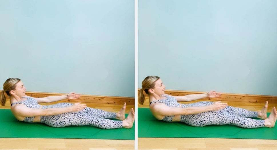 spinal stretch and roll up