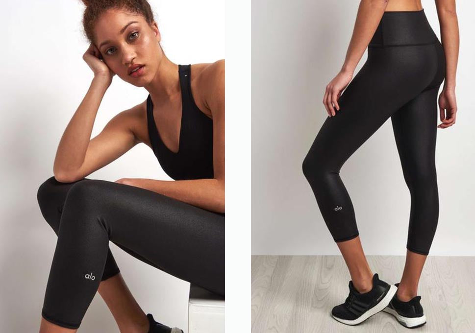 Bum sculpting leggings