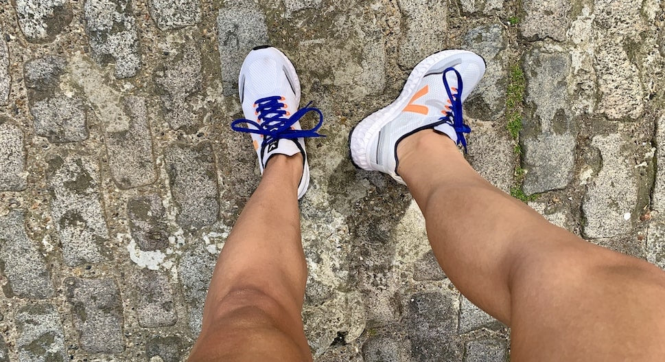 veja condor running shoe review