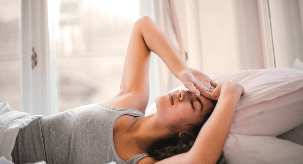 why dehydration causes headaches