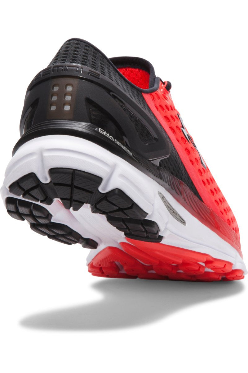 Under Armour UA SpeedForm Gemini 2 RTR/WHT/BLK M image 4 - The Sports Edit