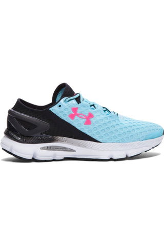 Under Armour UA SpeedForm Gemini 2 SKB/BLK/HYR W image 1 - The Sports Edit