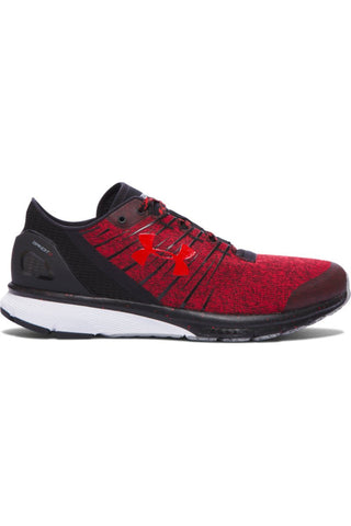 Under Armour UA Charged Bandit 2 Red/Black M image 1 - The Sports Edit
