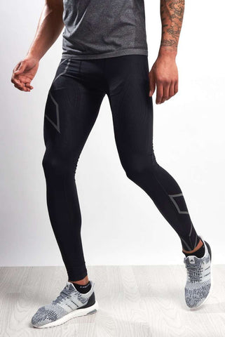 2XU Elite MCS Compression Tight G2 Blk/Nero image 1 - The Sports Edit