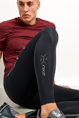 2XU MCS Run Compression Tights With Back Storage image 4 - The Sports Edit