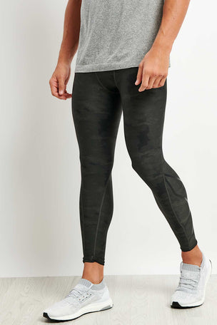 2XU Accelerate Print Compression Tights image 1 - The Sports Edit