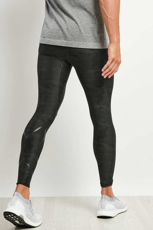 2XU Accelerate Print Compression Tights image 3 - The Sports Edit